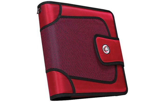 Walmart Case It S-815 2inch Tab Closure Binder, Available in Multiple Colors