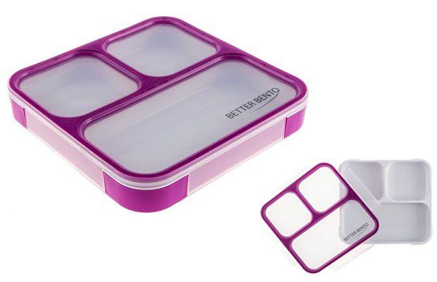 Walmart Better Bento Lunch Box