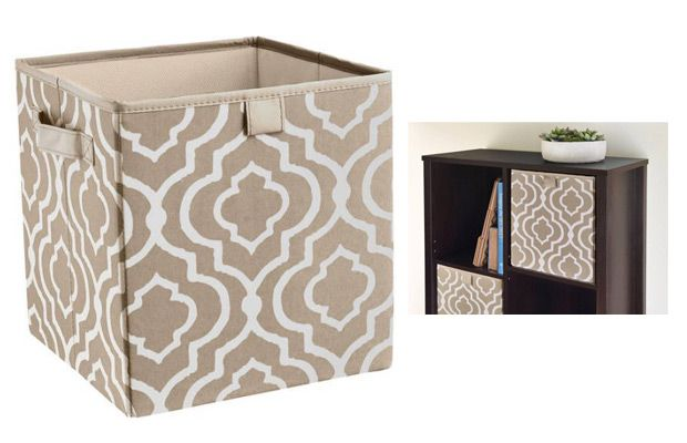Walmart ClosetMaid Premium Storage Bins, Iron GateGra-Stone
