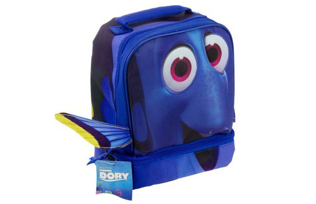 Walmart Superhero Disney Matchbox Kids Insulated 2-Section Padded Lunch Bags Lunchbox
