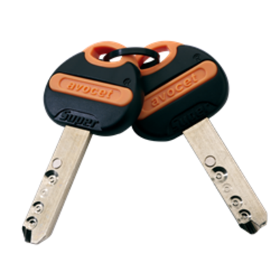 ABS Avocet Key cutting with Fast Secure Delivery - Replacement Keys From £8.34