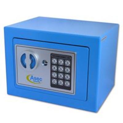 ASEC Compact Digital Safe - (H)170 x (W)230 x (D)170mm