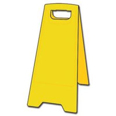 ASEC Heavy Duty Yellow A Board 60cm - 60cm