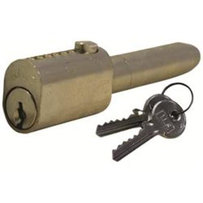 ASEC Oval Bullet Lock - Keyed alike