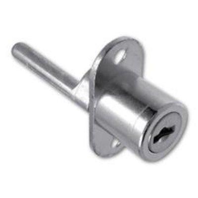 ASEC Screw Fix Furniture Lock - Vertical
