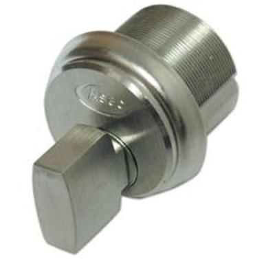 ASEC Thumbturn Screw-In Cylinder - Thumb Turn screw in