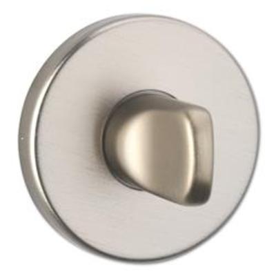 ASEC URBAN Bathroom Turn Escutcheon to suit Portland & Seattle - Stainless Steel (Visi)