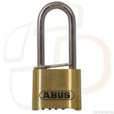 Abus 180IB HB Nautilus Combination Padlock Long Shackle - Combination Padlocks