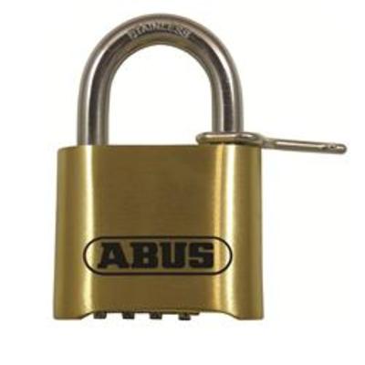 Abus 180IB Nautilus Combination Padlock Standard Shackle - Combination Padlocks
