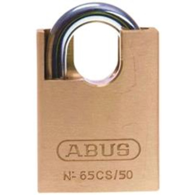 Abus 65 Series Close Shackle Padlock - Keyed to differ