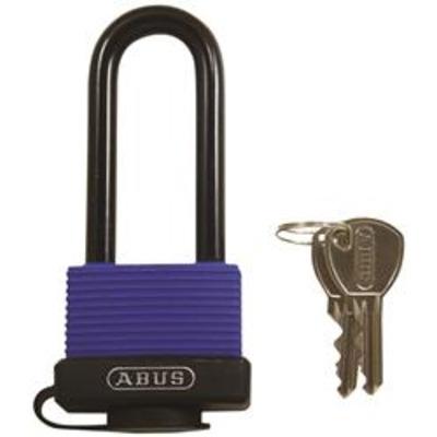 Abus 70 Series Long Shackle Padlocks - Key to differ