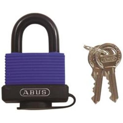 Abus 70 Series Standard Shackle Padlocks - Key to differ