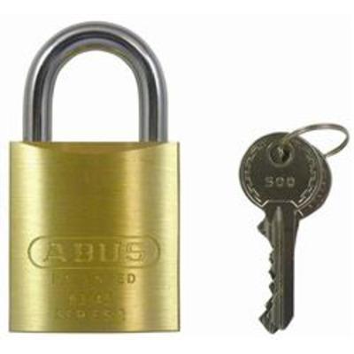 Abus 83-45 Series Brass Padlocks - Keyed to differ