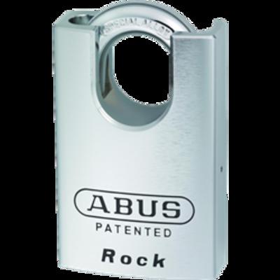 Abus 83-55 Series Closed Shackle Steel Padlocks - Key to differ