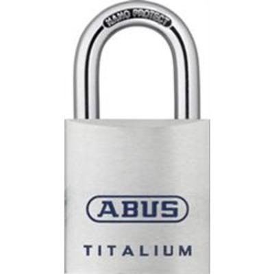 Abus Titalium 83AL - 83-40 Black