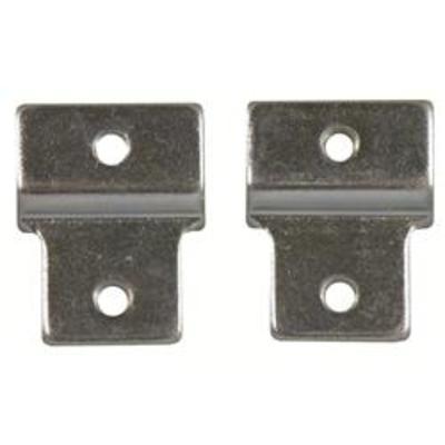 Adams Rite Sentinel 6 Cranked fixing tabs (pair) - Fixing tabs