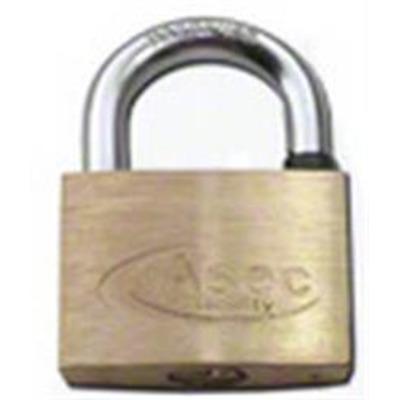 Asec Master Keyed Brass Padlocks - 40mm MK