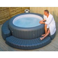 Bestway Lay Z Spa Solid Inflatable Step For Round Lay Z Spa Models