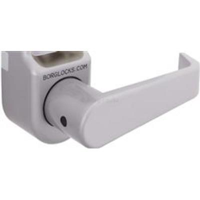 Borg 5000 series - BL5400 FLat bar handle - Polished Brass