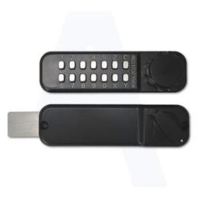 Borg Locks BL2615 Marine grade, horizontal knob keypad inside rim-fixed deadbolt - BL2615