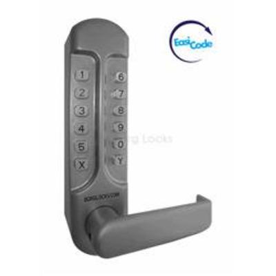 Borg Locks BL7103, Easicode Keypad, Inside Handle, 60mm Backset Lockcase - 60mm backset lockcase