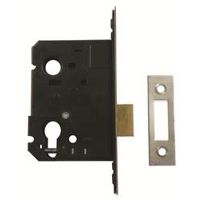 Briton 5210 Dual Profile Deadlock Case - 76mm