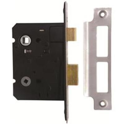 Briton 5230 Modular Bathroom Lock - 76mm