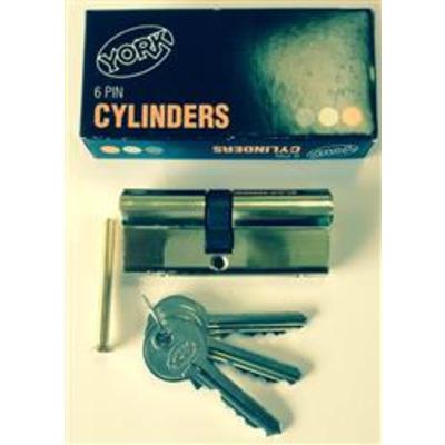 Budget 6 Pin Euro Brass 35-40 £5.50 inc VAT - York 35-40 brass