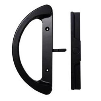 C1224 Series Patio Handle Set - Black