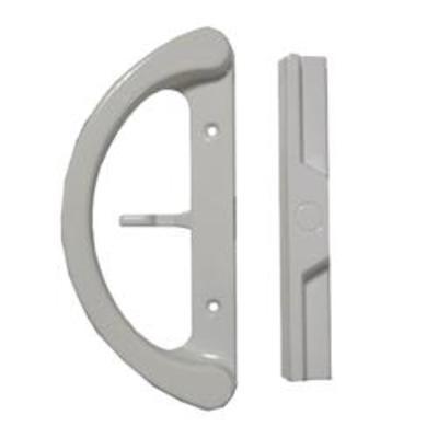 C1225 Series Patio Handle Set - White