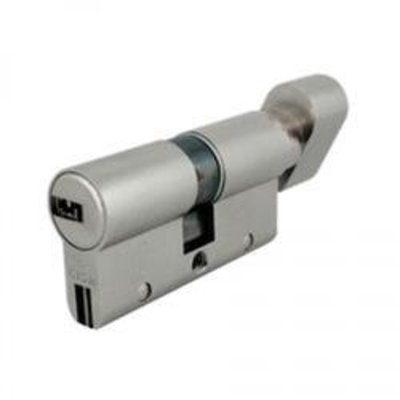 CISA Astral S Anti Snap Thumb turn Euro Cylinder - Euro Key & Turn