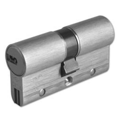 CISA Astral S Euro Double Cylinder - 60mm 30-30 (25-10-25) KD NP