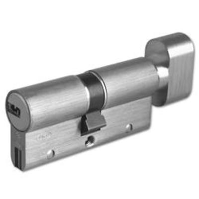 CISA Astral S Euro Key & Turn Cylinder - 70mm 35-T35 (30-10-T30) KD NP