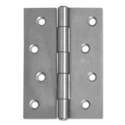 CROMPTON 1838 Light Pattern Steel Hinge - 102mm