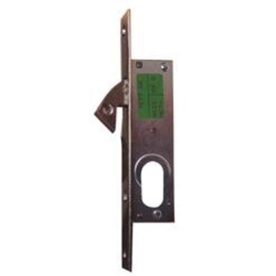 Cisa Small Key & Turn Oval Patio Door Cylinder - Thumbturn oval