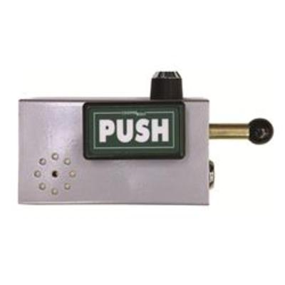 Cooper Bolt 103 Push Model With Alarm and Silence Key switch - Alarmed cooper bolt