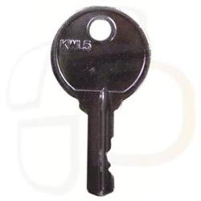 Cotswold Window Key Type 2 - Single key
