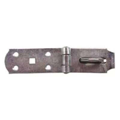 Crompton 149 Zinc Pated Hasp & Staple - Hasp & staple