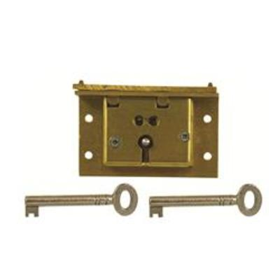 D9 2 LEVER BOX LOCKS - Non handed