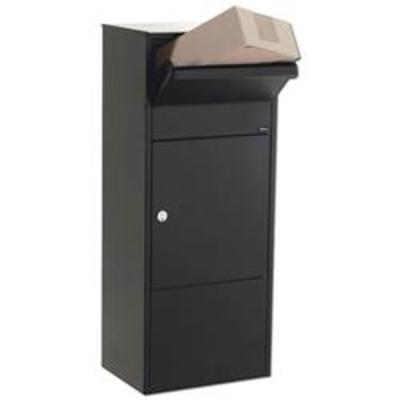 DAD Decayeux Parcel Drop Box Post Box - Black