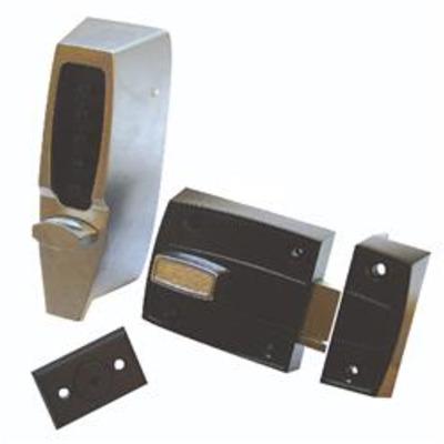 DORMAKABA 7100 Series 7106 Digital Lock Rim Deadlatch - SC