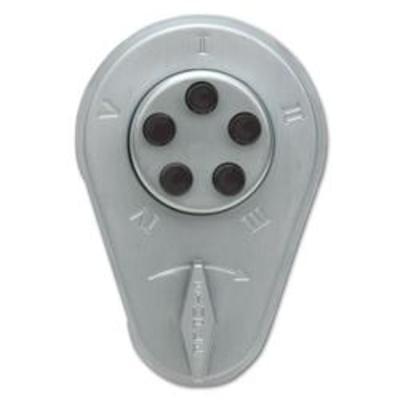 DORMAKABA 900 Series 904 Digital Lock With Rim Deadlock - SC
