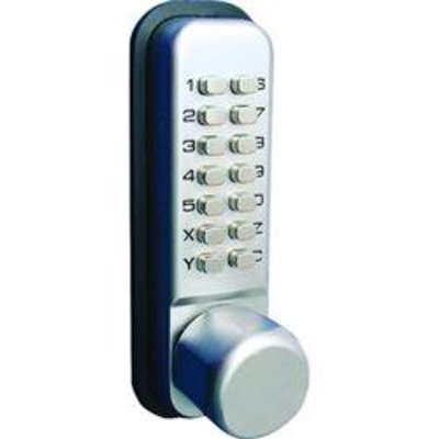 DORMAKABA LD451 & LD471 Series Digital Lock With Holdback - Knob