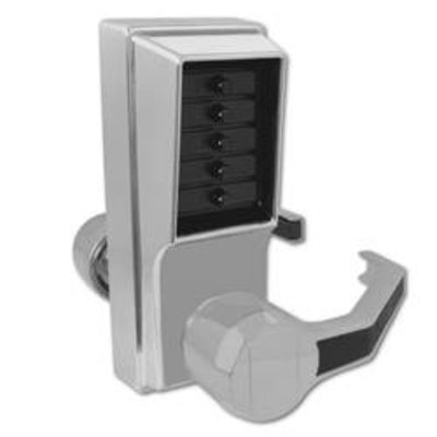 DORMAKABA Simplex L1000 Series L1031 Digital Lock Lever Operated With Passage Set - SC RH