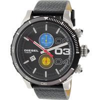 Diesel DZ4331 Double Down Black Mens Watch