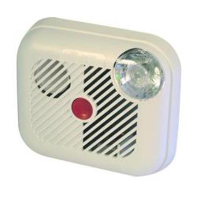 EI 100LC Smoke Alarm With Light - E1100LC