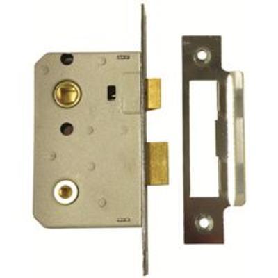ERA 243-343 Bathroom Locks - ERA 243-32 64mm (2.5)