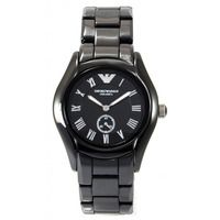 Emporio Armani AR1402 Ladies Black Ceramic Watch