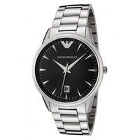 Emporio Armani AR2440 Mens Silver Stainless Steel Watch