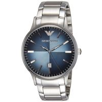 Emporio Armani AR2472 Mens Silver Stainless Steel Watch